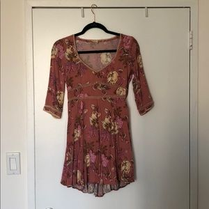 Spell and the gipsy mini dress